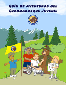 Junior Ranger Adventure Guide (Spanish)